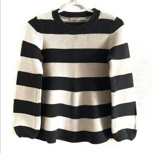 Loft 100% cotton boxy sweater. Size M.
